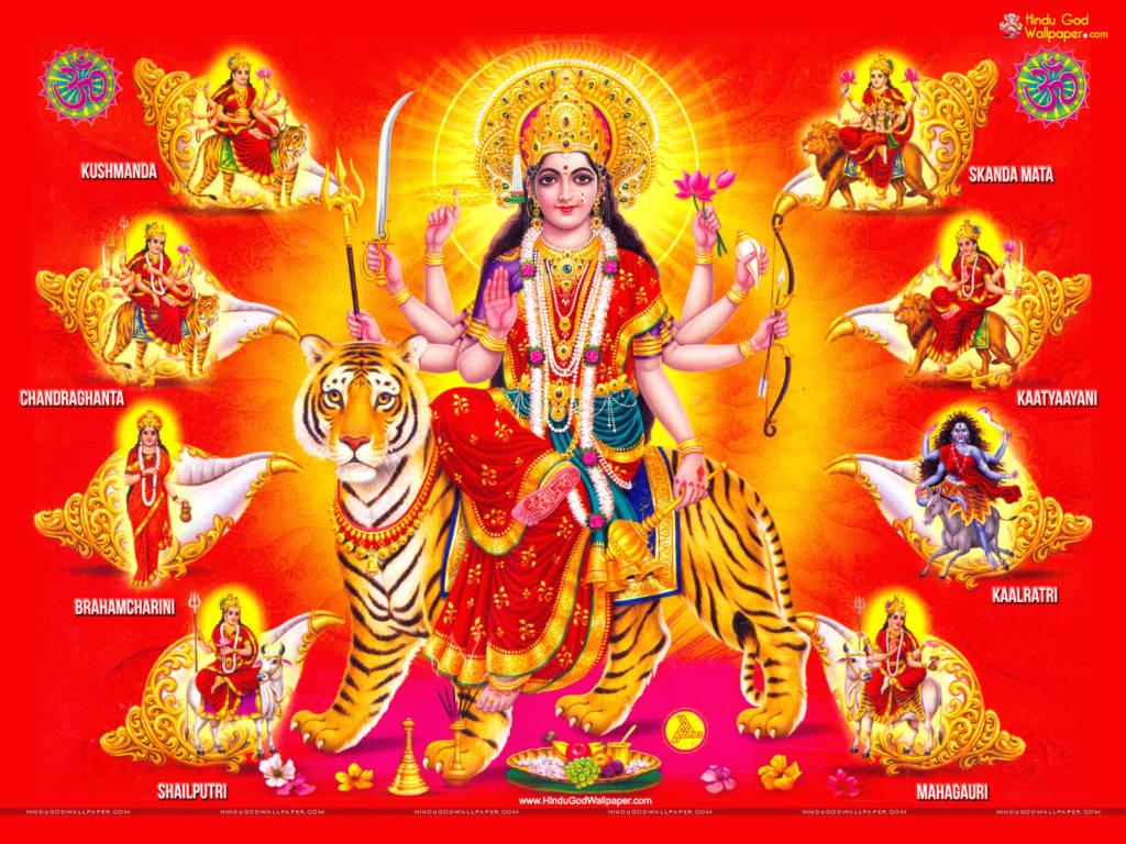 Nav Durga Avatar
