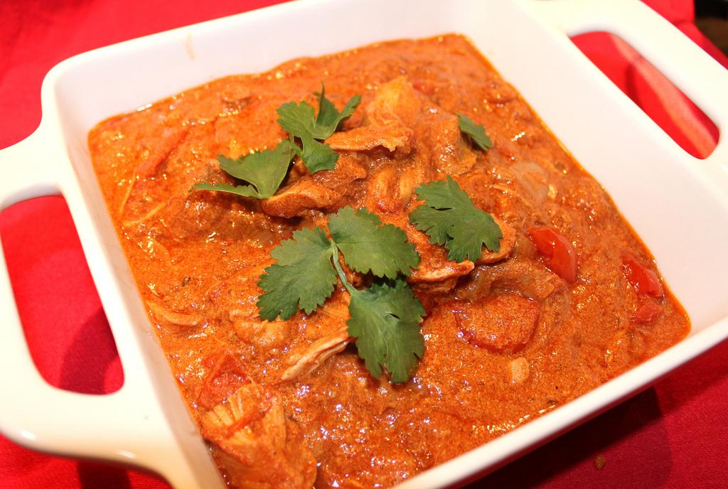 Butter Chicken (Indian Murg Makhani) Recipe