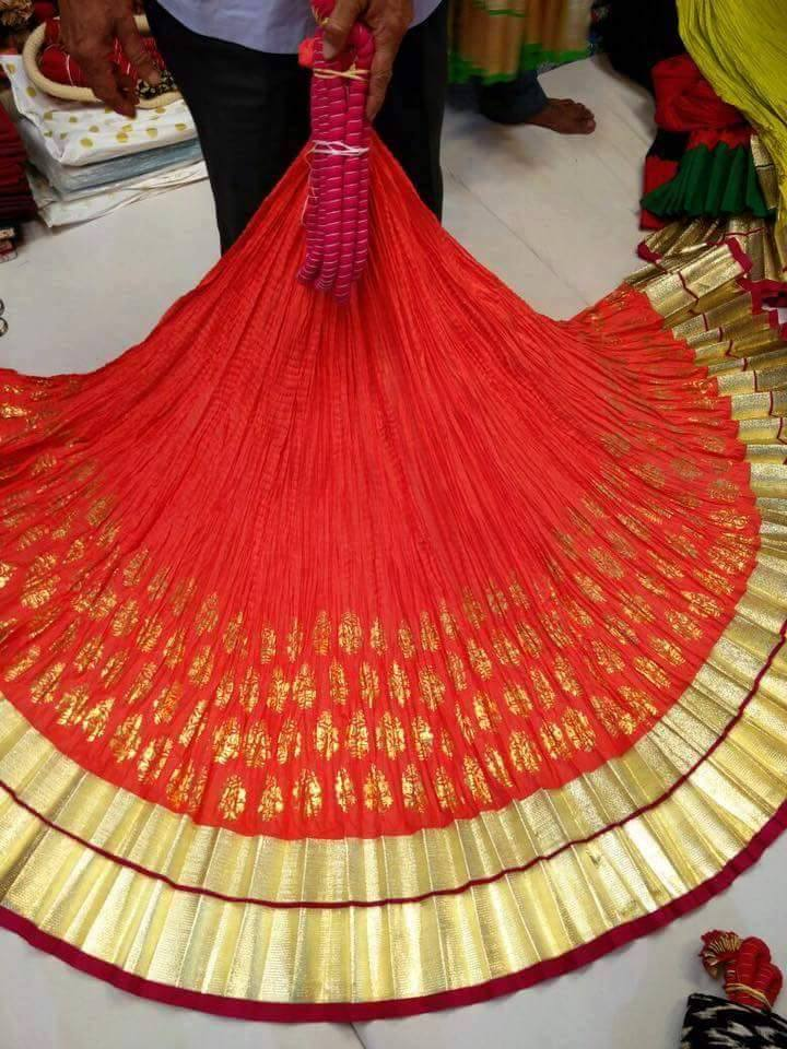 Garba Dress Courtesy Facebook