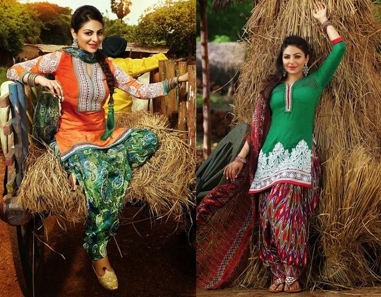 Salwar Kameez – The Dress for Punjabi Women