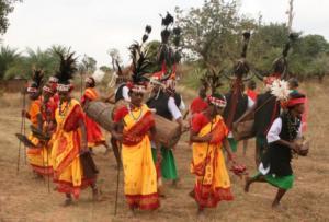 Tribal Dance Music in Chhattisgarh