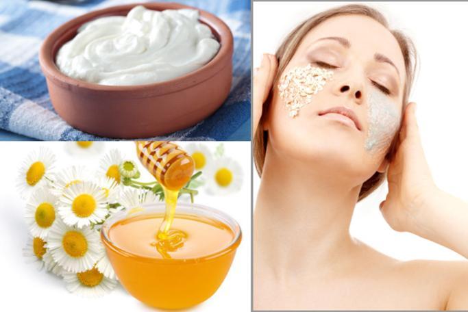 Homemade Face Mask for Skin