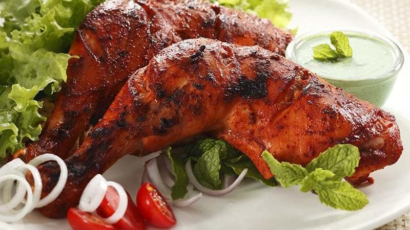 Tandoori Murgh or Tandoori Chicken Recipe