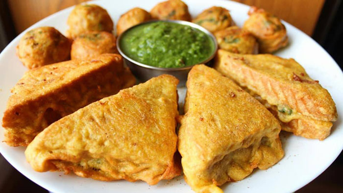 Bread Pakora (Bread Fitter)