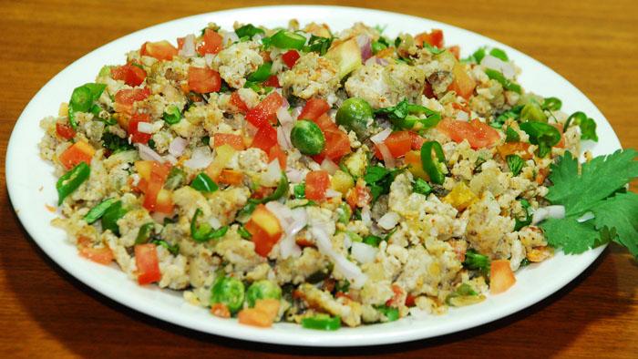 Egg Bhurji – The Indian Scrambled Egg Recipe