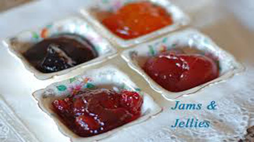 Tips for making Jam, Jellies and Sauces.