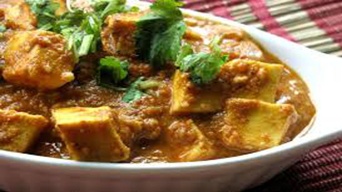 Paneer Korma – Indian Curry of Mughlai Cuisine