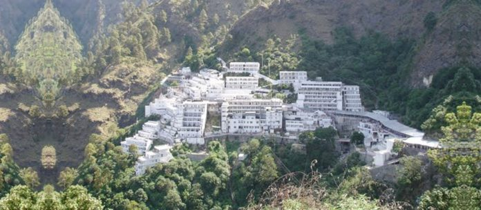 Vaisho Devi Shrine Board recently announced a new route for the pilgrims