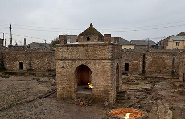 Fire Temple of Baku