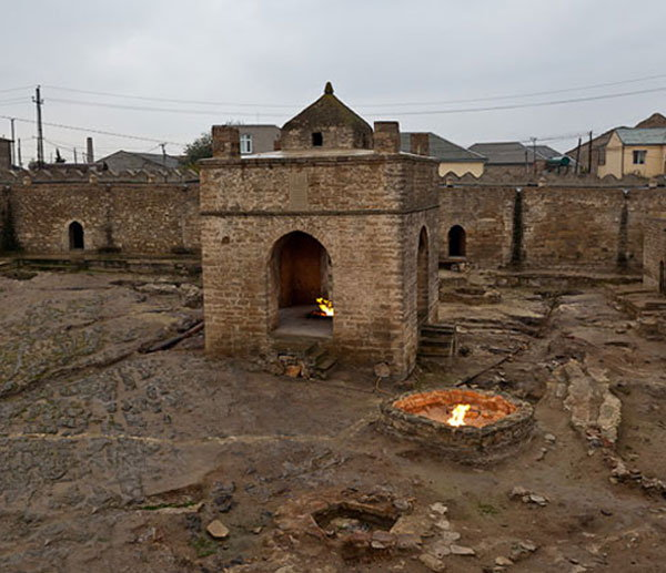 Fire Temple of Baku