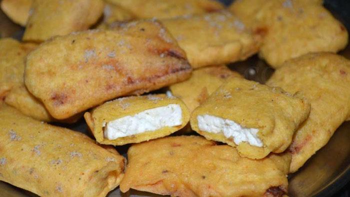 Easy Paneer Pakora Recipe | Paneer Fritters