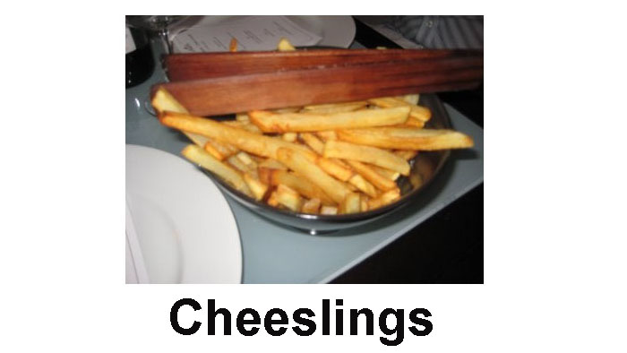 Cheeslings – Perfect Snack