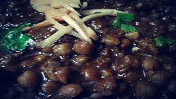 Pindi Chole –  a classic dish from the Punjabi cuisine.