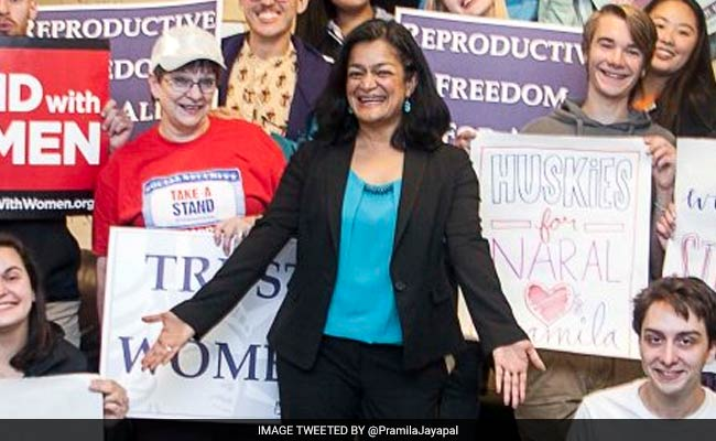 India-born Pramila Jayapal Elected To US House