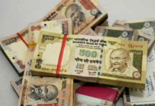 Indian Rupees 500 and 1000