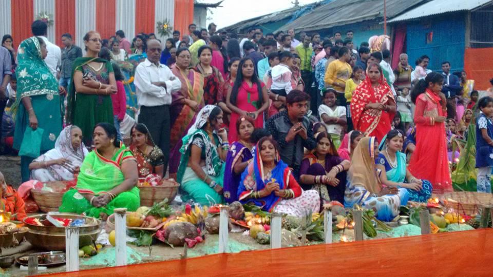 Chhatpuja