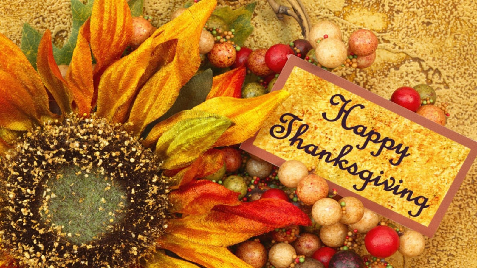 Thanksgiving Day – Harvest festival around the world.