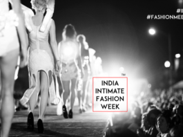 India Intimate Fashion Week