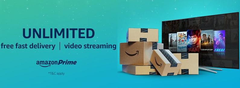 Amazon Prime Video now in India