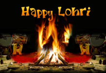 Happy Lohri