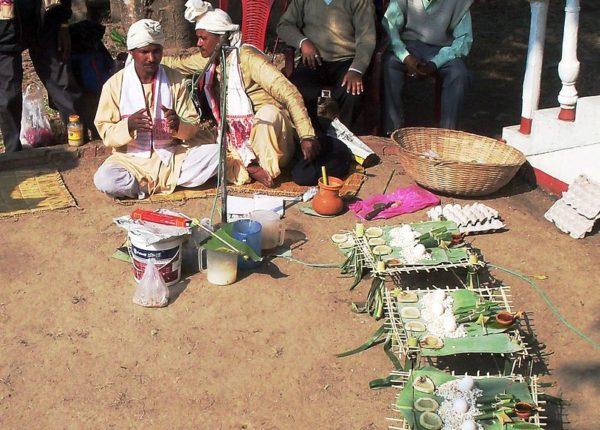 Me-dam-me-phi Festival, Assam