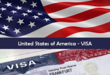 United States of America - VISA