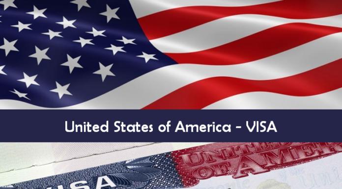 United States of America - VISA