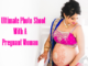 An Ultimate Photo Shoot With A Pregnant Woman