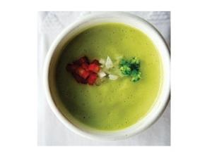 corn spinach soup