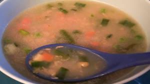 Corn Veg Soup