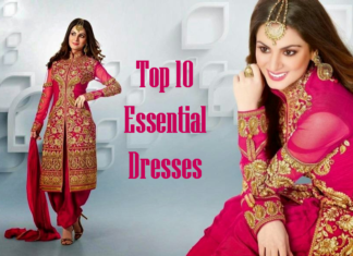 Top 10 Essential Dresses A Girl Must Have in Her Closet