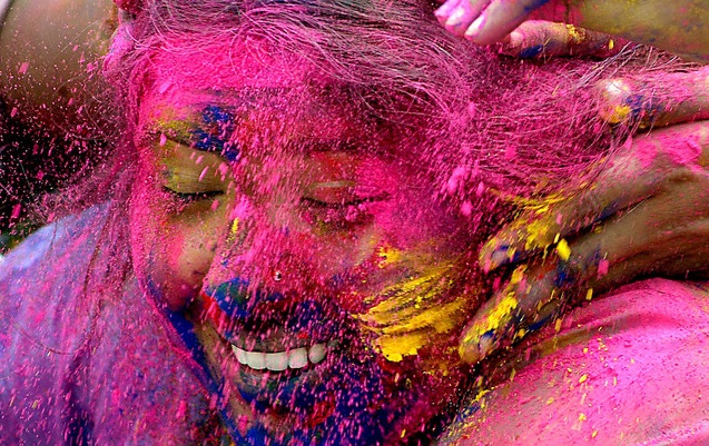 Holi Colours