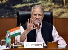 Najeeb Jung resigns as Delhi Lieutenant Governor