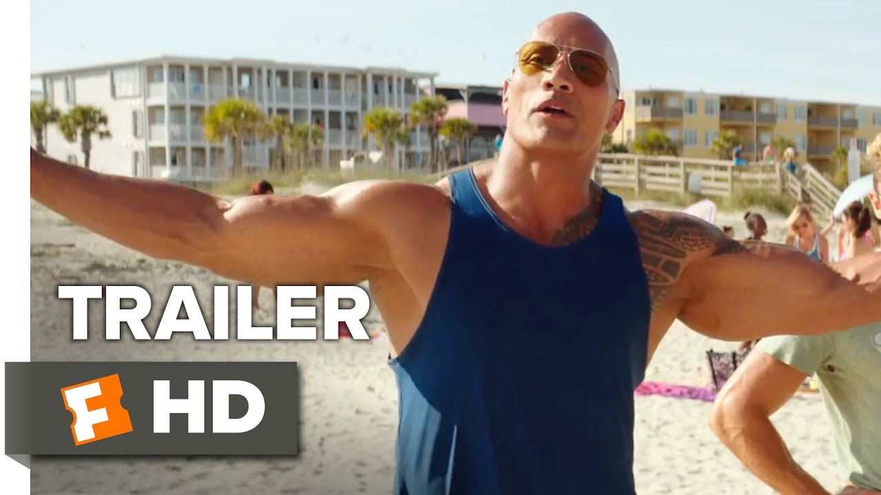 Official Trailer – Priyanka Chopra in Baywatch