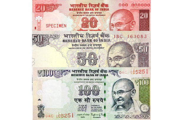 RBI to issue new Rs 100, Rs 50 and Rs 20 notes