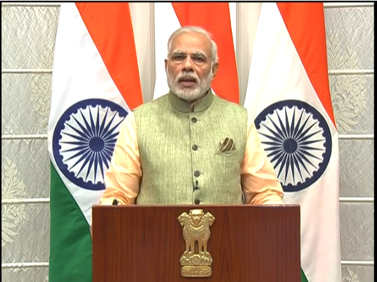 PM Address to the Nation on New Year Eve in 2017