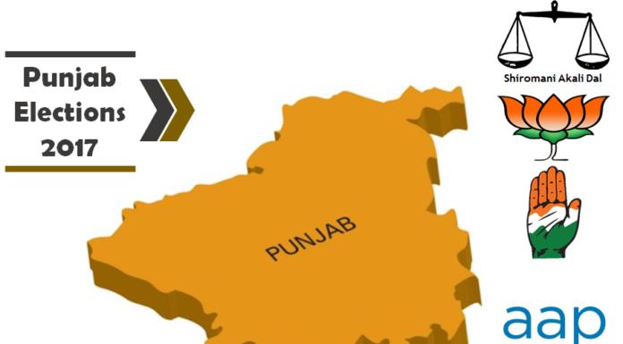 Vidhan Sabha Elections in Punjab 2017