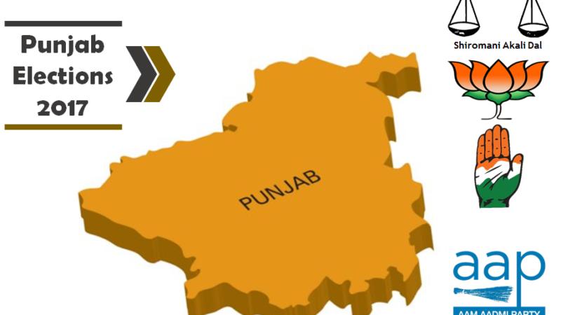 Punjab Election 2017 CM Candidate