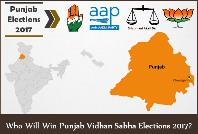 Who will win Punjab Vidhan Sabha Elections 2017?
