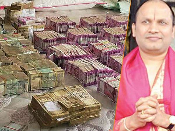CBI arrested TN mining baron Sekar Reddy over illegal wealth
