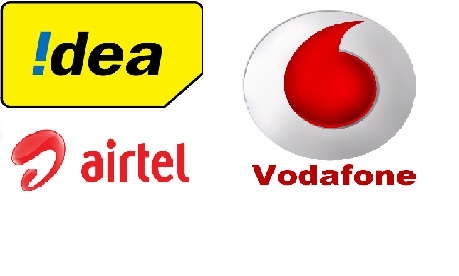 Airtel, Idea and Vodafone offers a Tariff war with Reliance Jio