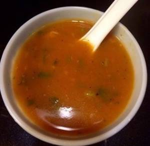 Tomato Carrot Turnip Soup