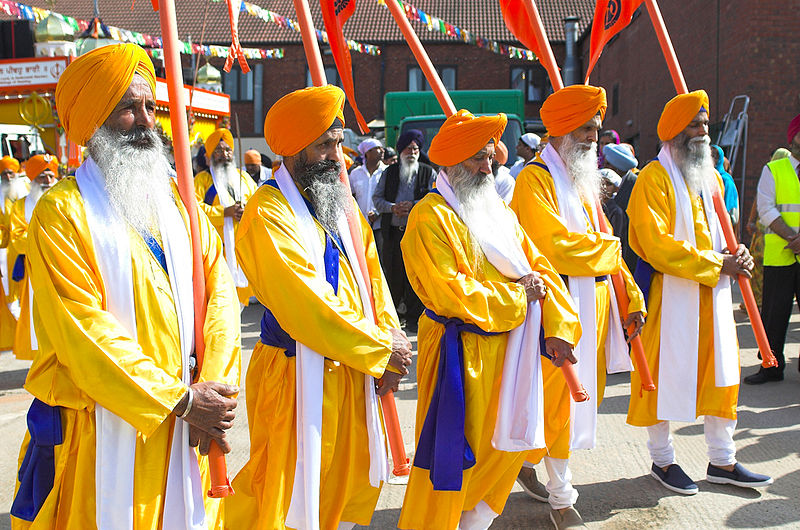 Sikh Day Parade