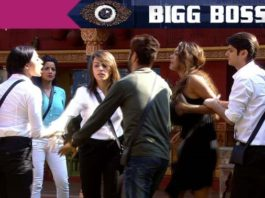 Bigg Boss 10 - Bani Judge and Lopamudra Raut physically attacking each other
