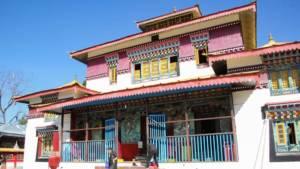 Enchey Monastery