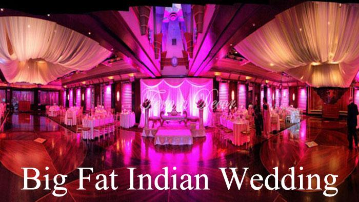 Big Fat Indian Wedding