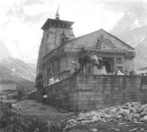 Kedarnath old photo