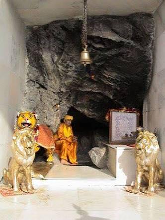 Maa Vaishno Devi Gufa