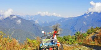 Motorbike Expeditions