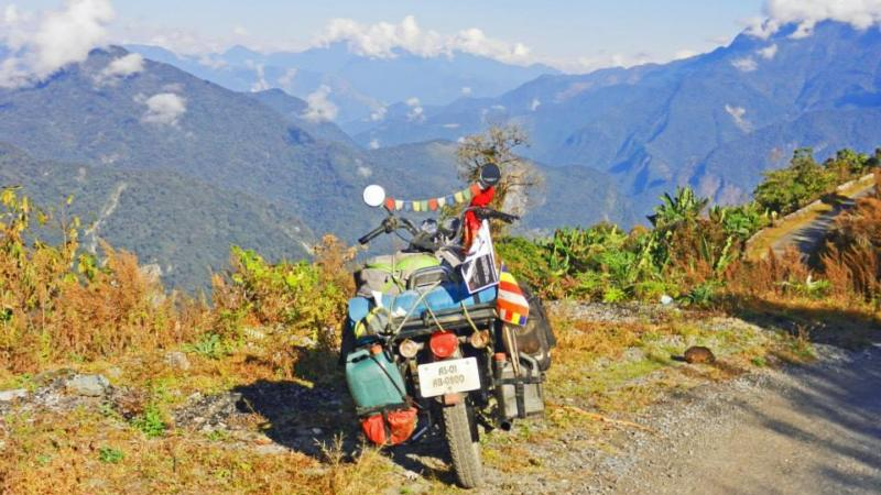 Motorbike Expeditions in India